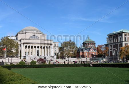 Columbia University in New York