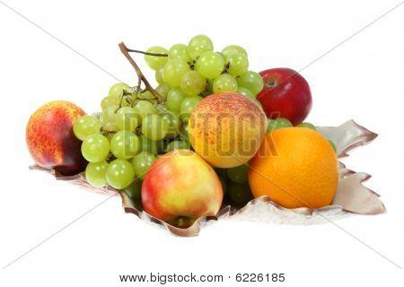 Bowl Of Fruits.