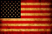 USA flag : can be used as background poster