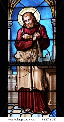 Saint Paul - Stained Window