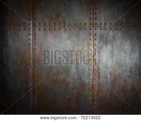 Iron Background
