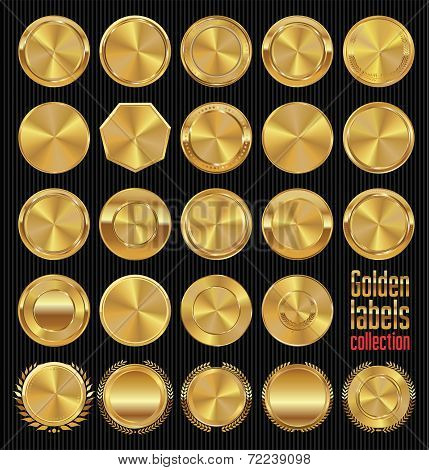 Golden Labels Collection.eps