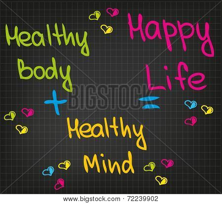 Helthy Mind and Happy Life