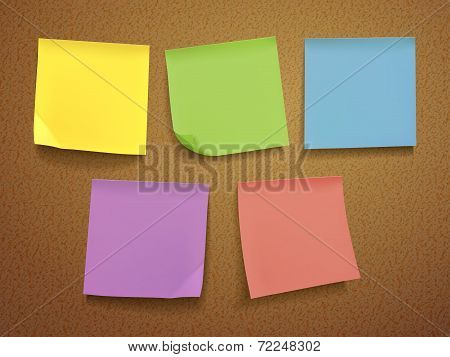 Blank Note Paper Set