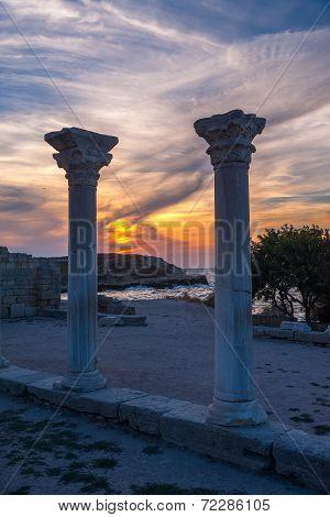 Hersonissos. Crimea