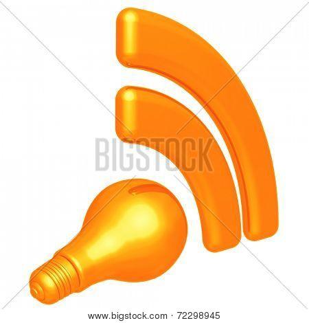 RSS Lightbulb