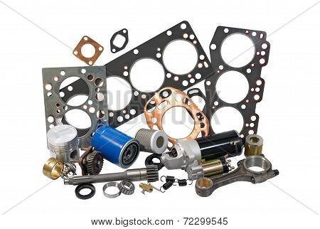 Many Parts