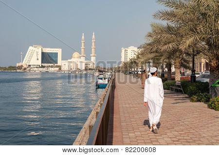 Promenade At The Sharjah Creek