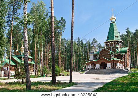 Orthodox Temple Complex