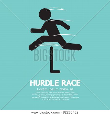 Hurdle Race.