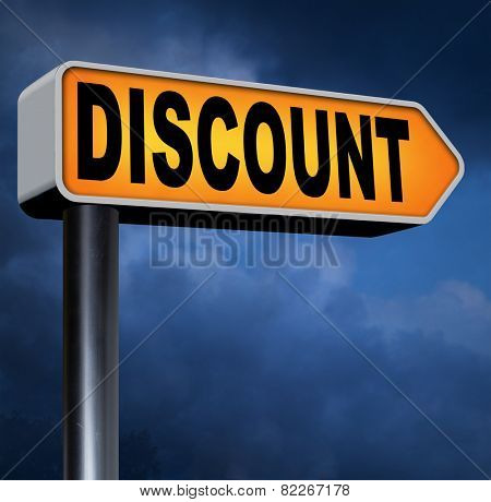 discount lowest price special offer bargain and sales discount  label or sign  poster