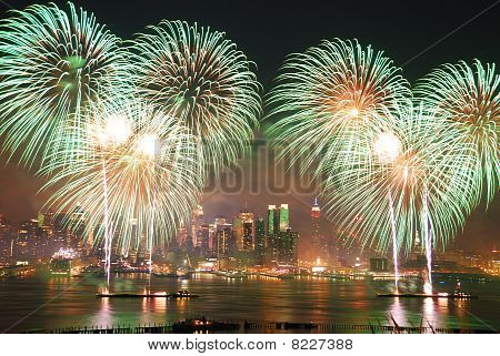 New York City Fireworks