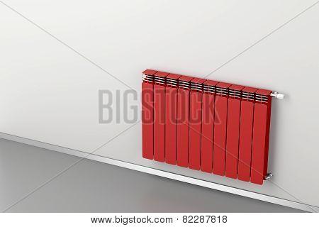 Red Radiator