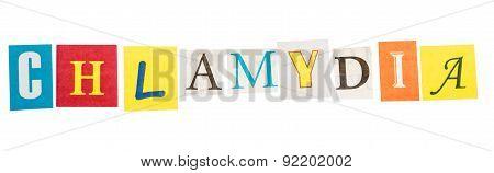 Chlamydia inscription letters