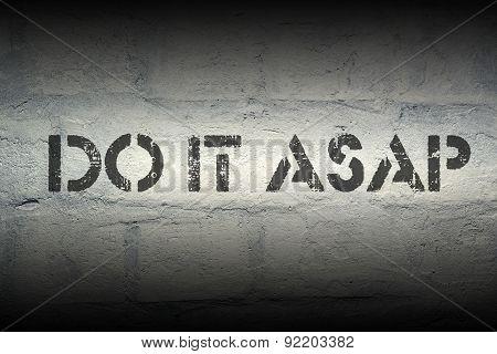 Do It Asap
