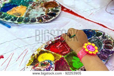 Children's Painting 1