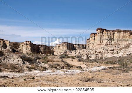 Sitestep Canyon, Utah, Usa