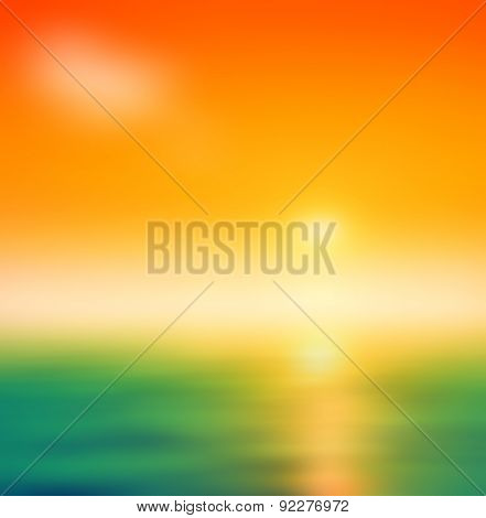 solid peach background orange green yellow gold background
