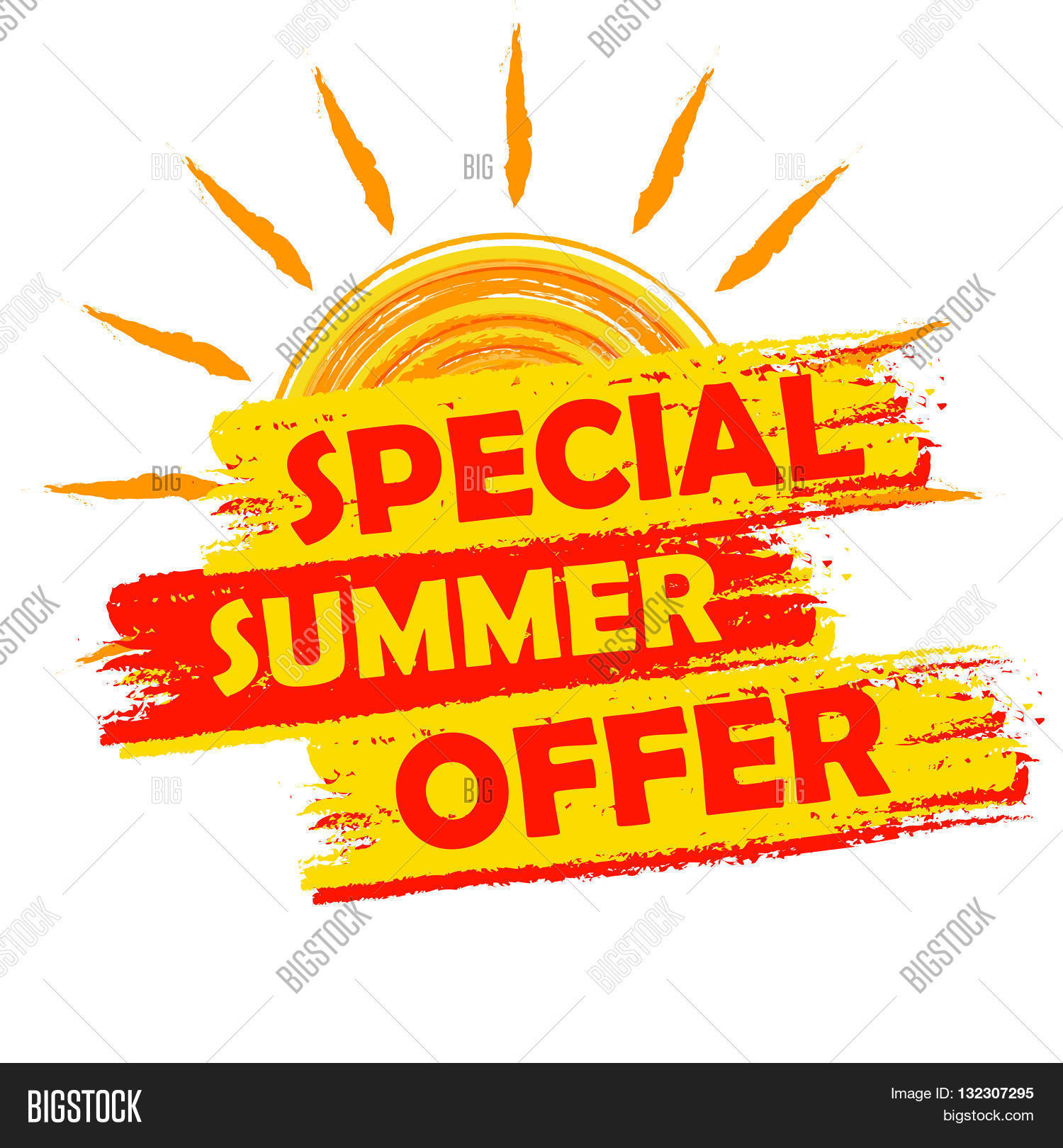 Special Summer Offer Vector Photo Free Trial Bigstock