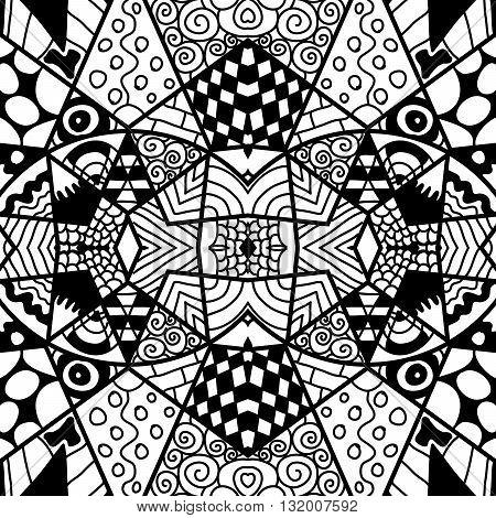 Hand Drawn Pattern