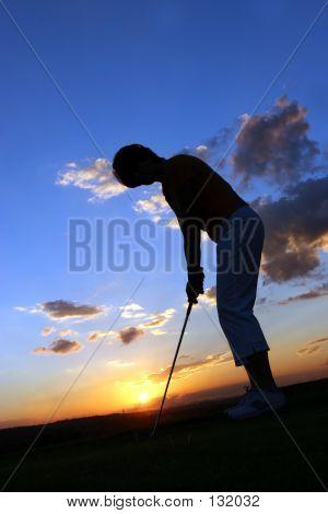 Lady-Golfer