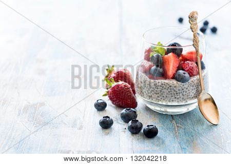 Chia Seeds Pudding