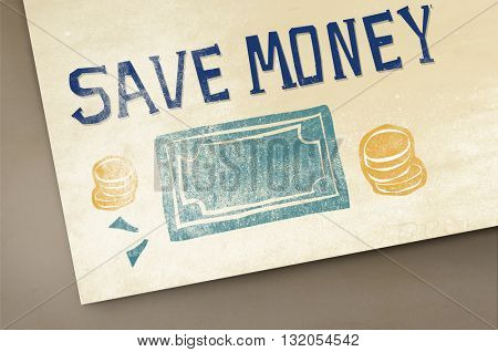 Save Money Management Economy Finance Concept