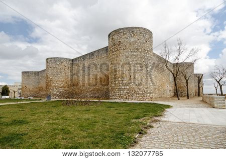 Real Alcazar de Toro is a defensive building of square plant located in the city of Toro Zamora Spain