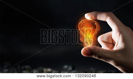 Catch bright idea