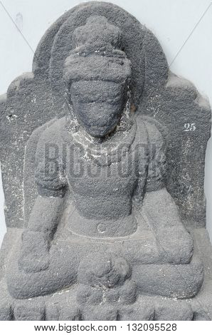 The Statue of God Surya 8th - 10th century