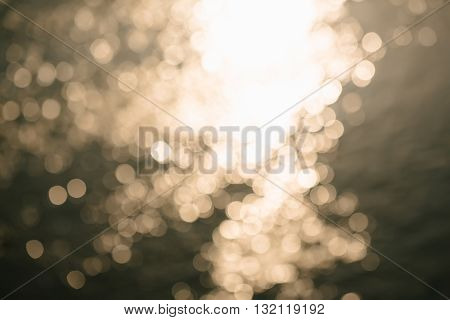 Beautiful abstract blurry glisten shiny defocused backdrop