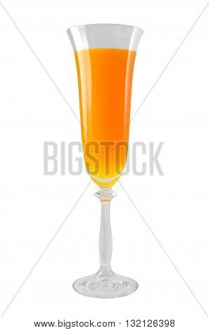 Mimosa Cocktail In A Glass