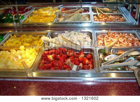All-You-Can-Eat  Trays