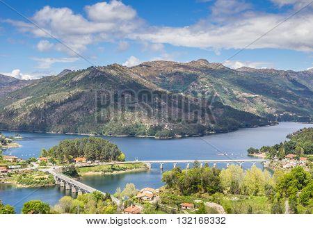 Bridges In National Park Peneda Geres