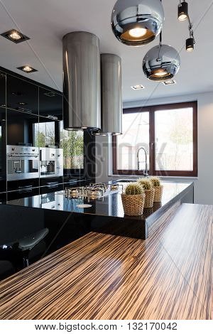 Cooking Is A Pleasure In Interior Like This