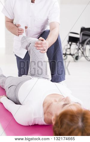 Rehabilitation After Spinal Cord Injury