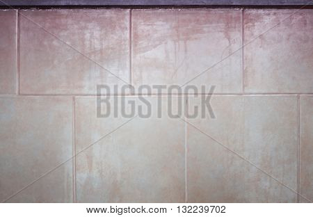 Ceramic tiles wall texture background, stock photo