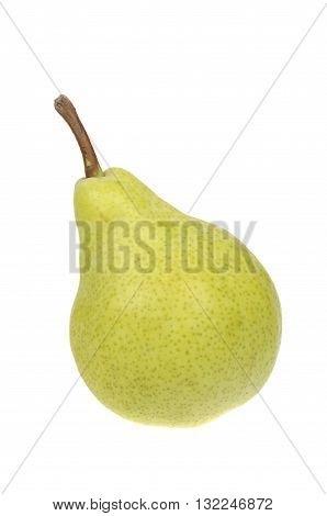 A group of Australian Grown Pear isolated on a white background
