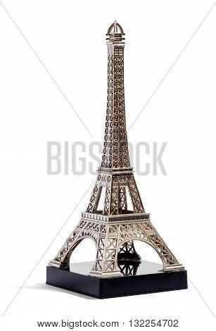 Miniature Model Of The Eiffel Tower, Paris, France