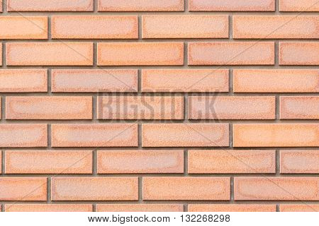 old red brick wall pattern texture for background.