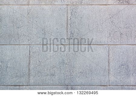 Cement block concrete wall texture and brick background.