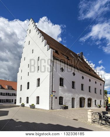Famous Old Buildings In Beilngries