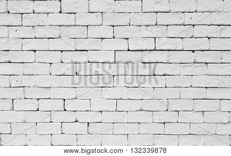 White stone blick wall on texture background.