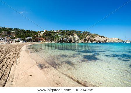 The Beautiful Coast Of Ibiza