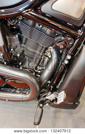 Part Of Motorcycle Engine