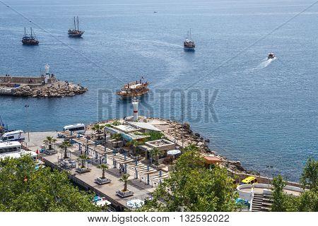 Antalya Marina View