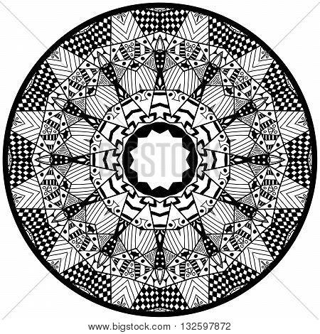 Mandala Decorative Element