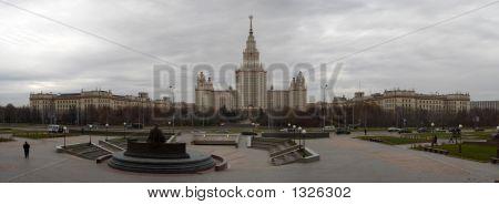 Lomonosov Moscow State University (Autumn)