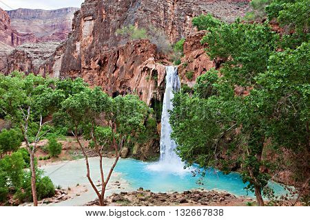 Havasupai Waterfalls