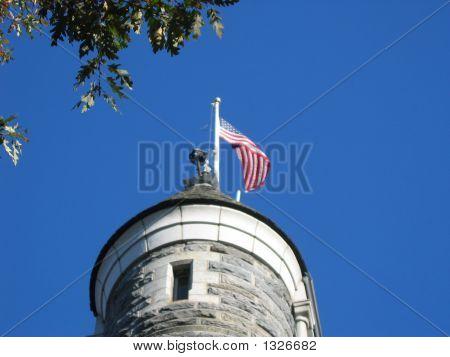 Flag Flying High
